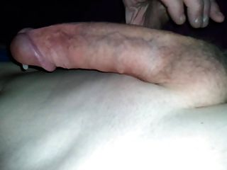 Night Cumming With Dick Contractions