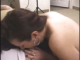 Horny Amateur Chick Masturbates And Sucks