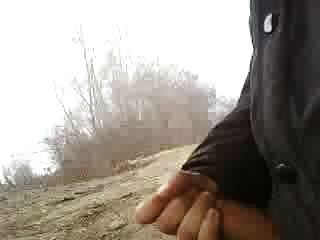 In Foggy Day I Cum In A Park