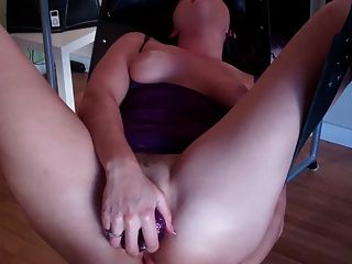 Test Cut Ria With Dildo On Sex Swing
