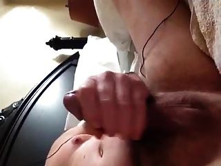 Hands Free Cum Load With Dick Contractions