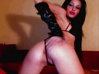 Divascam.com - Sexy Webcam Girl With Sexy Ass Very Porn!
