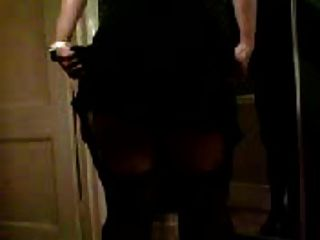 Gaya In Stockings High Heels And Her Huge P.h.a.t.  Ass !