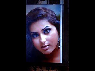 Cum Tribute To Indian Tamil Actress Namitha