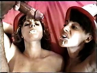 Two Girls Share A Facial 2