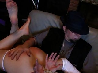Having Fun With A Hot Young Slave