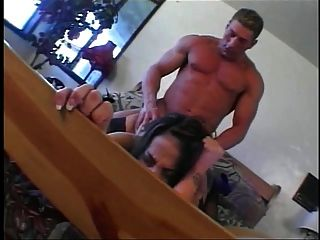 Nympho Getting Double Fucked
