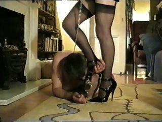 Madamsw6 In Charge & In Boots.