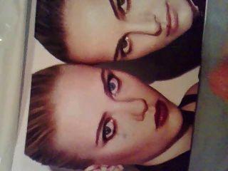 Cumming Over Scarlett Johanson And Natalie Portman