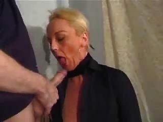 Mature Sexy Cumslut