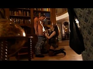 Sex In The Library With Incredible Woman (1)