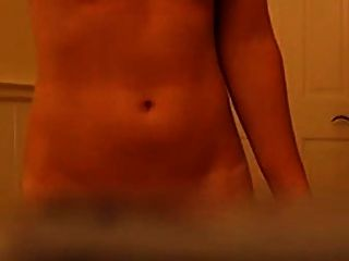 Hairy Strip In Bathroom 2