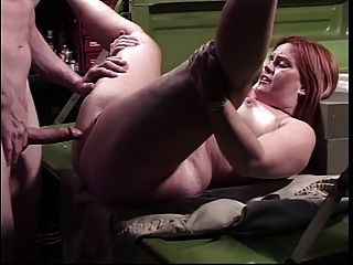 Chubby Redhead Mature Gets Fucked In Pickup