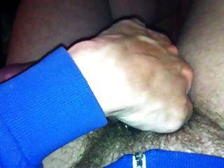 Me Wanking My Thick Uncut Cock (no Cumshot)