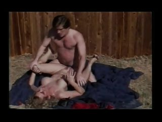 Randi Storm + Kyle Stone - Hot Sex In The Outdoors
