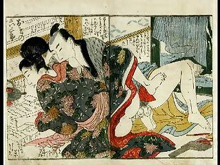 Shunga Art 3 - Kitagawa Utamaro