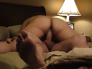 Mature Rides My Old Cock