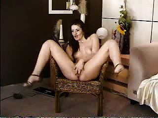 Webcam Girl Dance & Masturbate