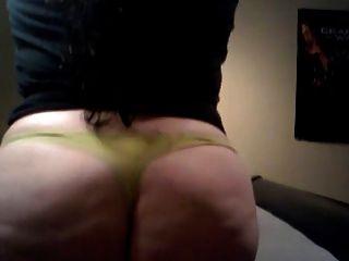 Bbw Shakes Her Ass