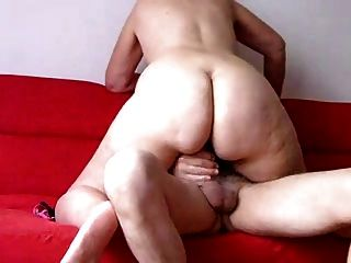 Silver Daddy With Woman
