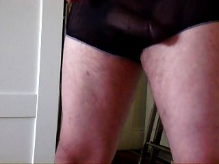 Wearing And Wanking In Bbw Vals Panties