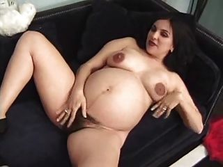 Beautiful Pregnant Mom 2