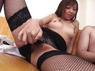 Anri Hoshizaki On The Sofa 1 Of 3 -=fd1965=-