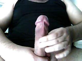 Jerking Off And Cum