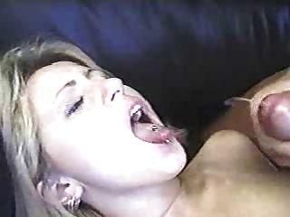 Anal Blonde Rides Cock To Facial Cumshot