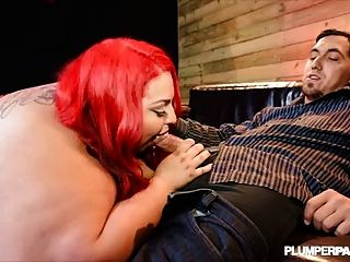 Ssbbw Jaymez Ryder Strips For Bachelor In Champagne Room