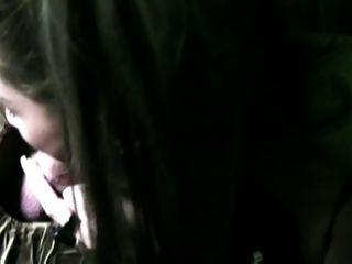 Sheryl Gangbanged In A Sexshop