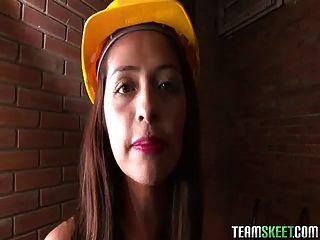 Oyeloca Hot Latina Teen Laura Arce Shaved Pussy Fuck Hardcor