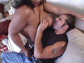 Bbw Black Woman Having Sex