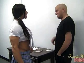 Angela Salvagno - Domme Detention
