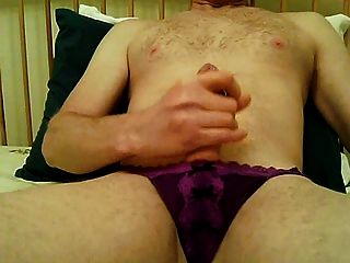 Me Jacking Off In Wifes Panties