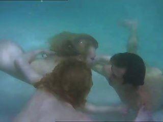 Naked Women Underwater