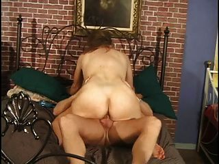Mature Liz Gets Pounded And Creamed