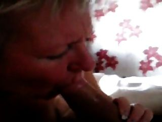 This Granny Sure Loves Cock!