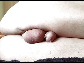 Prostate Milking 5 - Sperm Cum Is Flowing