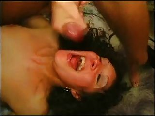 Mature Slut Anal And Multiple Facials.