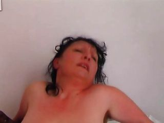 Mature With Huge Boobs Fuck By A Big Black Cock