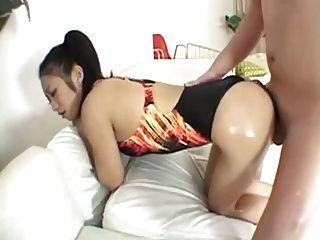 Petite Japanese Slut Is A Cock Tease