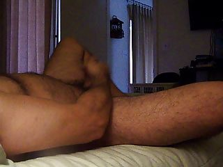 Stroking On The Bed By Request