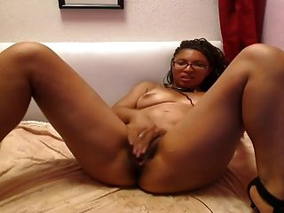 Ebony With Glasse Rubbing And Squirt
