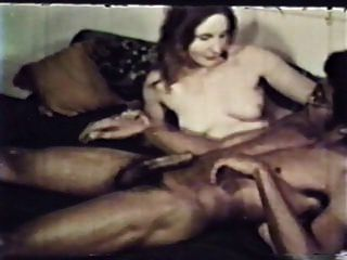Flesh Games - 60s Interracial Threesome - Cc79