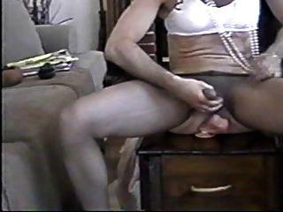 Crossdresser Diana Fantasizes About Riding A Big Fat Cock