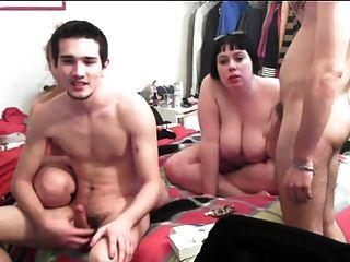 College Orgy Part 1