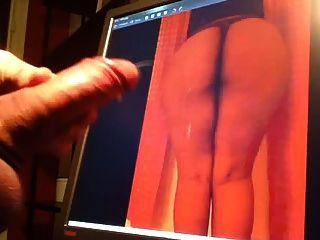 Cum Tribute For Zeusdias (in Slow Motion)
