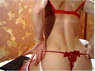 Softcor Russian Girl Show Sexy Big Ass