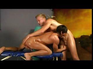 Hot Massage With Denis Redd